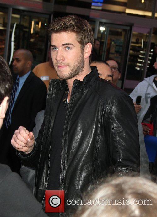 Liam Hemsworth and Abc Studios 3