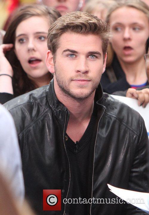 Liam Hemsworth and Abc Studios 8
