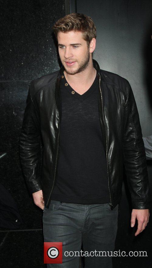 Liam Hemsworth and Abc Studios 9