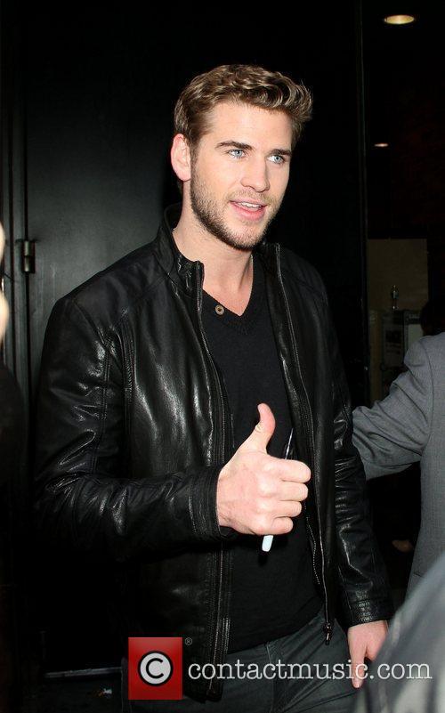 Liam Hemsworth and Abc Studios 10