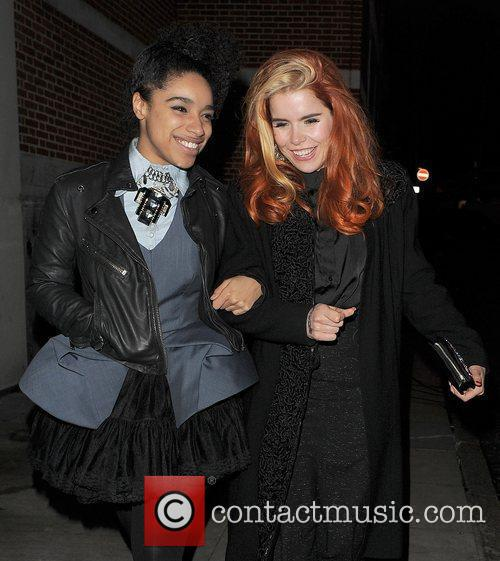 Lianne La Havas, Paloma Faith and The Scala 2