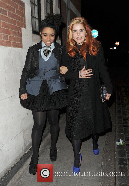Lianne La Havas, Paloma Faith and The Scala 4