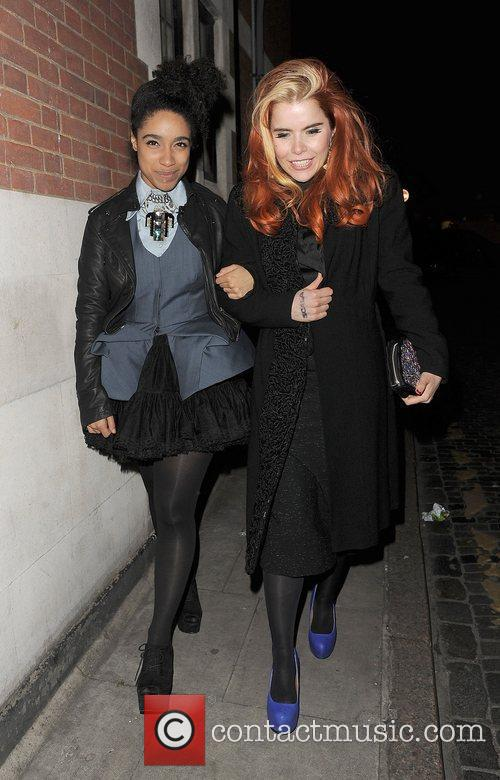 Lianne La Havas, Paloma Faith and The Scala 5