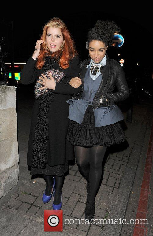 Lianne La Havas, Paloma Faith and The Scala 7