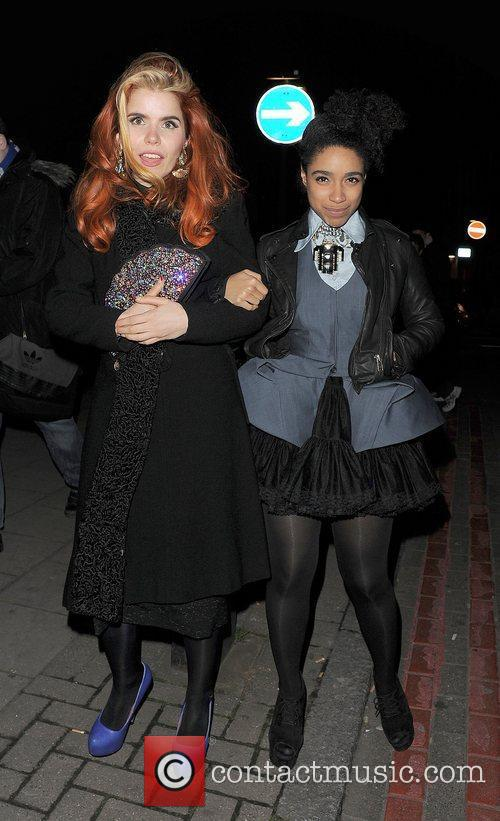 Lianne La Havas, Paloma Faith and The Scala 10