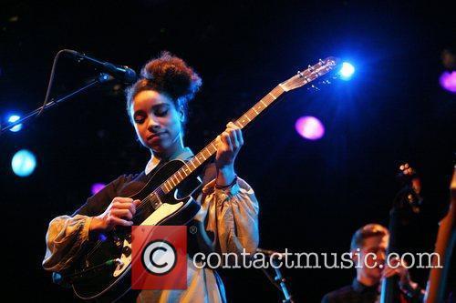 Lianne La Havas performing live at Melkweg Amsterdam,...