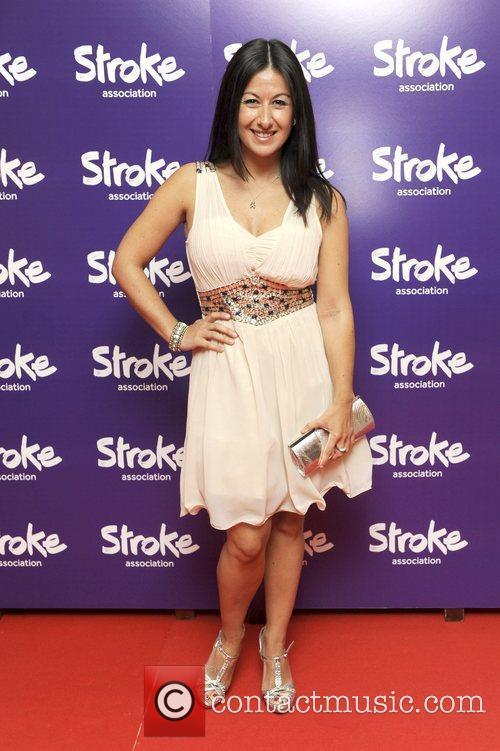 Haley Tammadon Stroke Association's Annual Life After Stroke...
