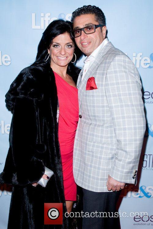 Life & Style 2011 Holiday Party at STK...