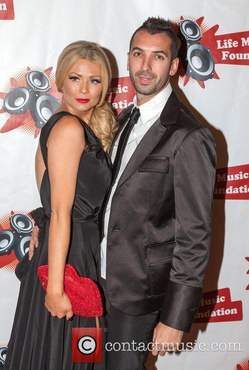 Nicola McLean and Tom Williams 1