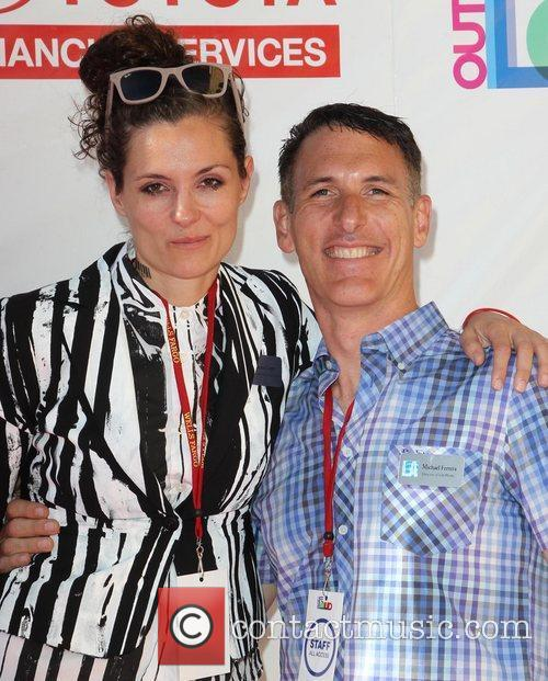 Michael Ferrera and Guest L.A. Gay & Lesbian...