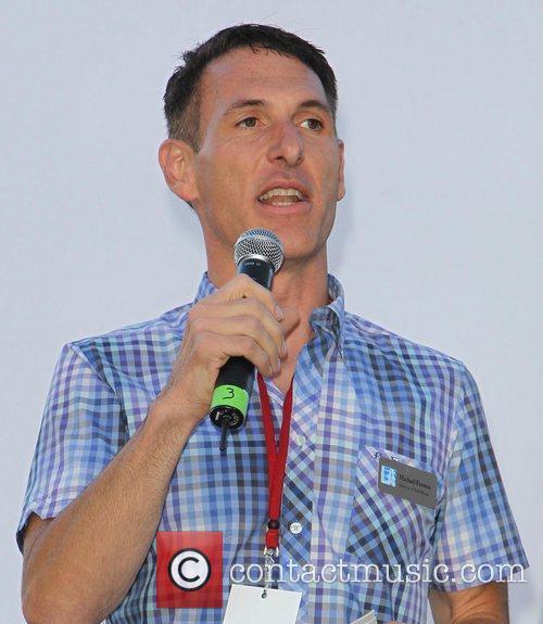 Michael Ferrera L.A. Gay & Lesbian Center's LifeWorks...