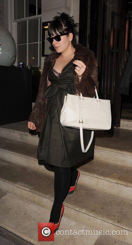 lily rose cooper aka lily allen leaving 3803946