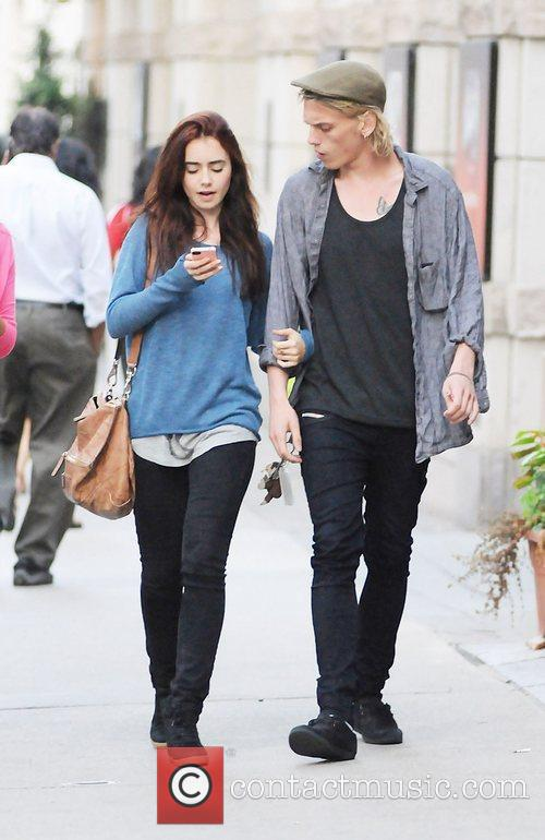lily collins and jamie campbell bower out 4032737