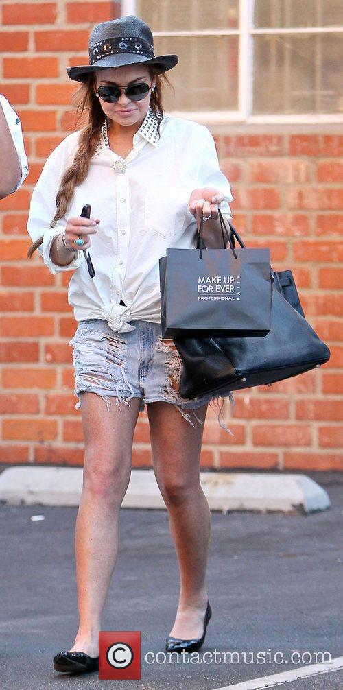 Lindsay Lohan 16