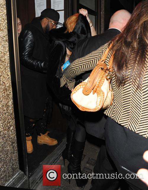 Lindsay Lohan Lindsay Lohan and her boyfriend Josh...