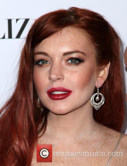 Lindsay Lohan, Liz, Dick and Beverly Hills Hotel 19