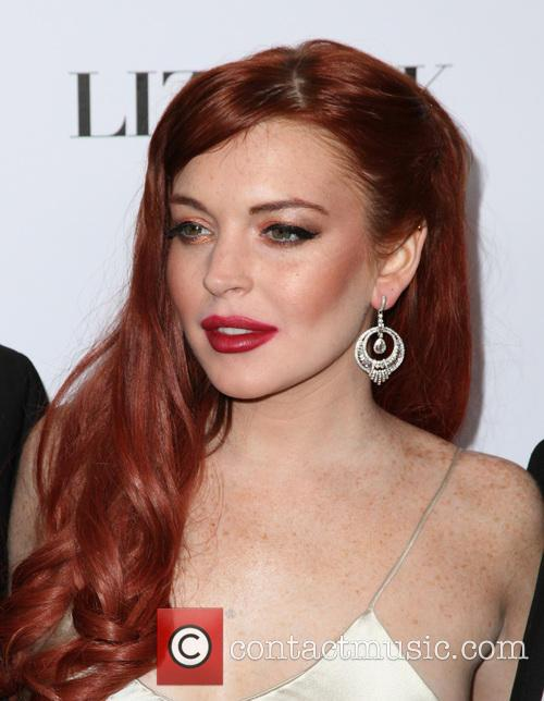 Lindsay Lohan, Liz, Dick and Beverly Hills Hotel 15
