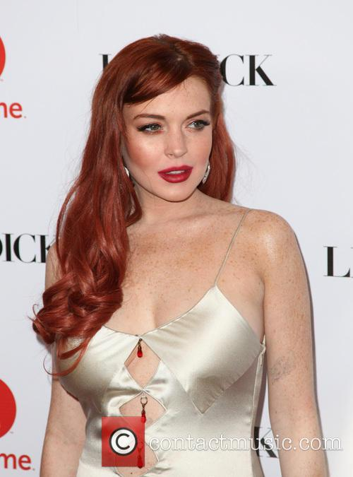 Lindsay Lohan, Liz, Dick and Beverly Hills Hotel 26
