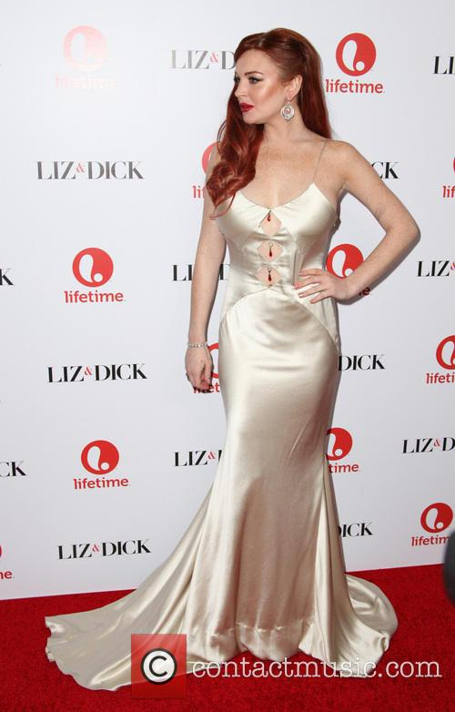 Lindsay Lohan, Liz, Dick and Beverly Hills Hotel 18