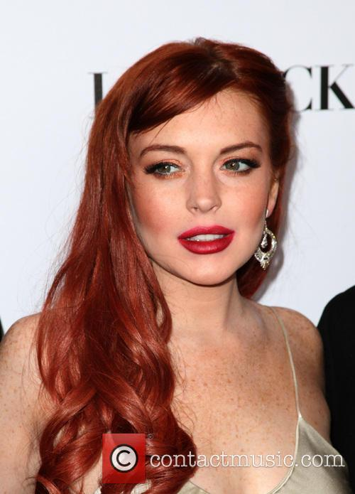 Lindsay Lohan, Liz, Dick and Beverly Hills Hotel 14