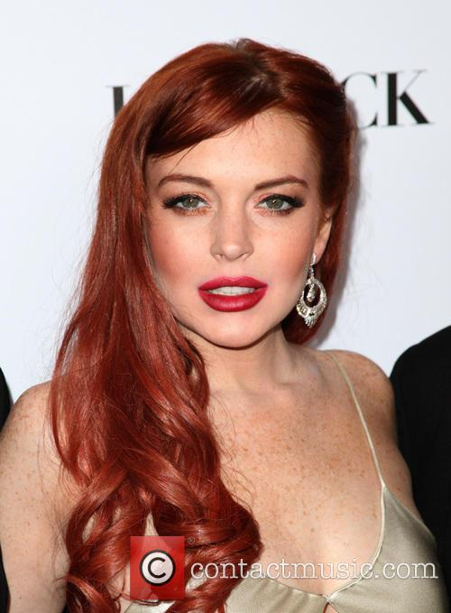Lindsay Lohan, Liz, Dick and Beverly Hills Hotel 30