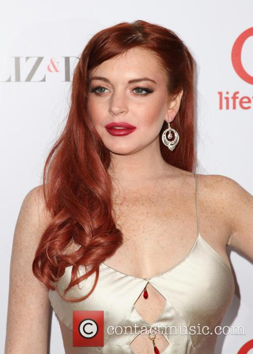 Lindsay Lohan, Liz, Dick and Beverly Hills Hotel 17