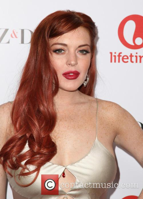Lindsay Lohan, Liz, Dick and Beverly Hills Hotel 7