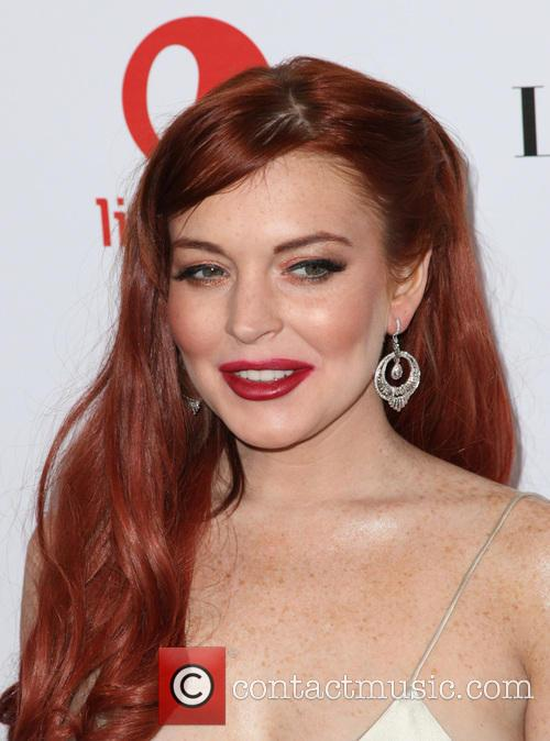 Lindsay Lohan, Liz, Dick and Beverly Hills Hotel 22