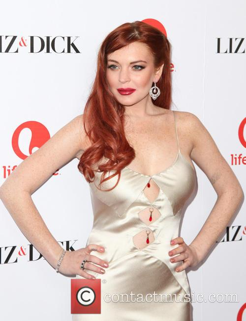 Lindsay Lohan, Liz, Dick and Beverly Hills Hotel 29