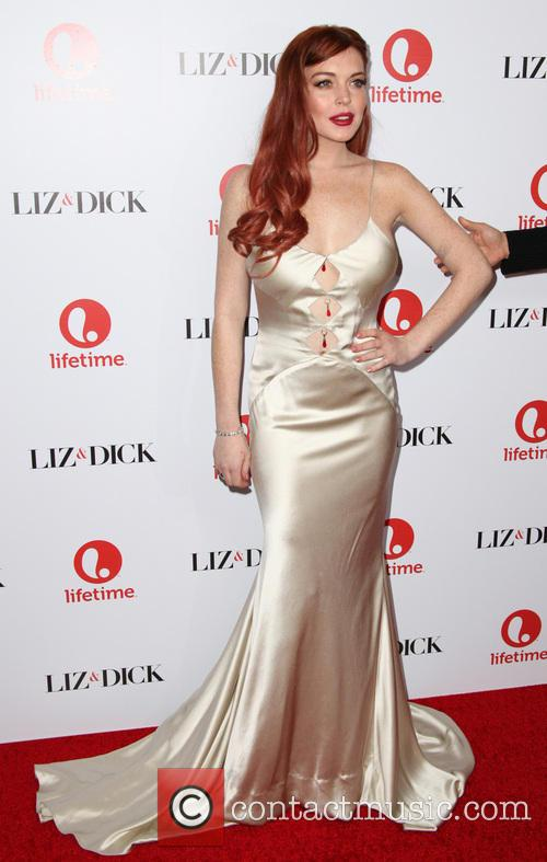 Lindsay Lohan, Liz, Dick and Beverly Hills Hotel 27