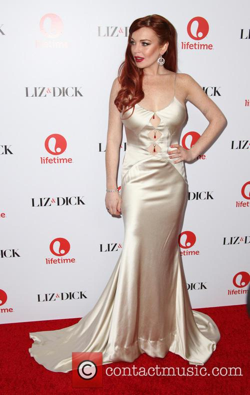 Lindsay Lohan, Liz, Dick and Beverly Hills Hotel 28