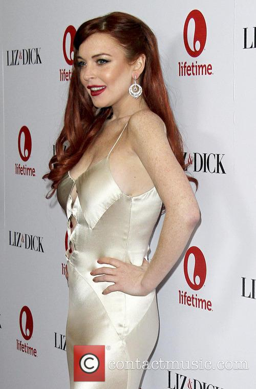 Lindsay Lohan, Liz, Dick and Beverly Hills Hotel 12