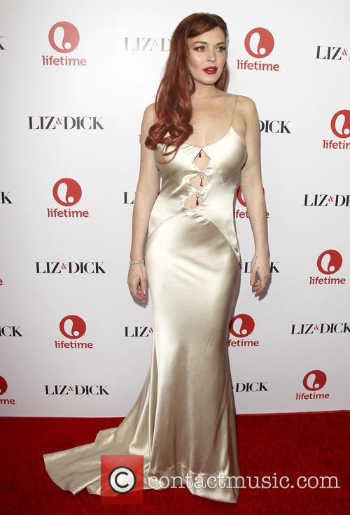 Lindsay Lohan, Liz, Dick and Beverly Hills Hotel 8