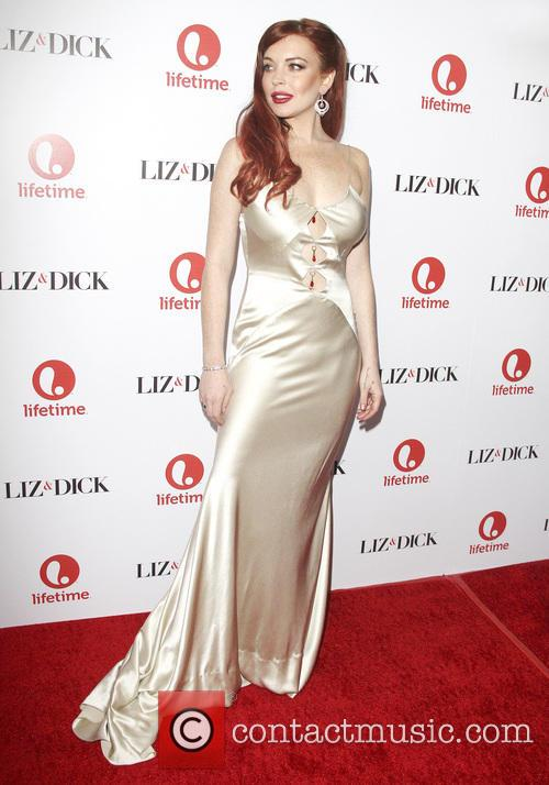 Lindsay Lohan, Liz, Dick and Beverly Hills Hotel 6