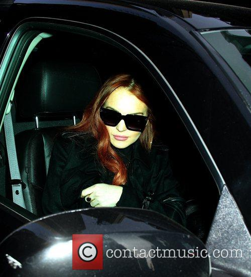 Lindsay Lohan and Good Morning America 1