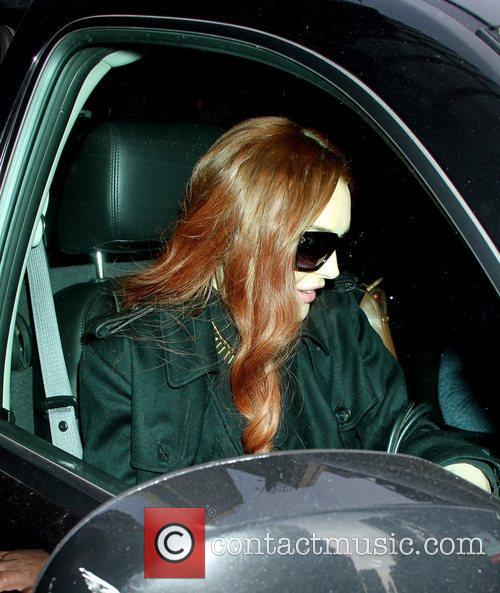 Lindsay Lohan and Good Morning America 5