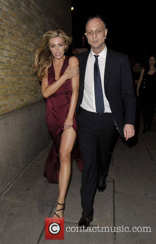 Abbey Clancy and Old Billingsgate 5