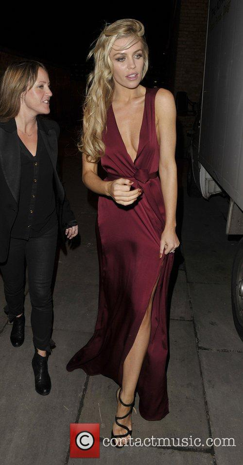 Abbey Clancy and Old Billingsgate 3