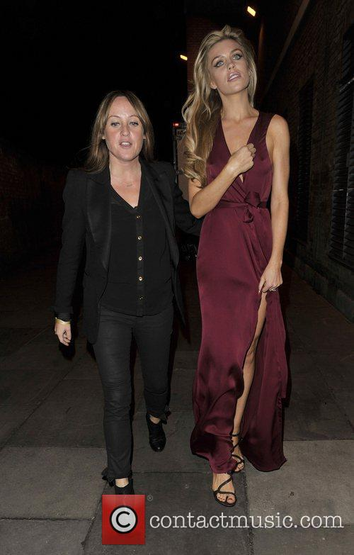 Abbey Clancy and Old Billingsgate 1