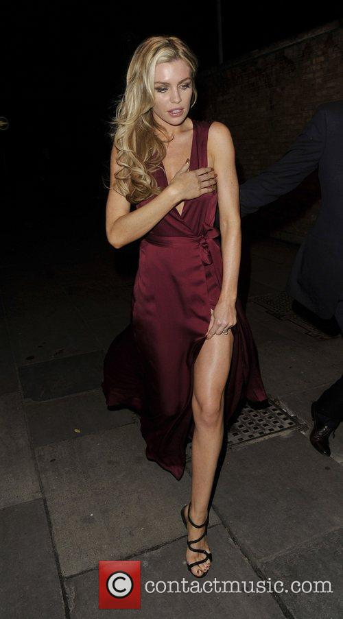 Abbey Clancy, Old Billingsgate