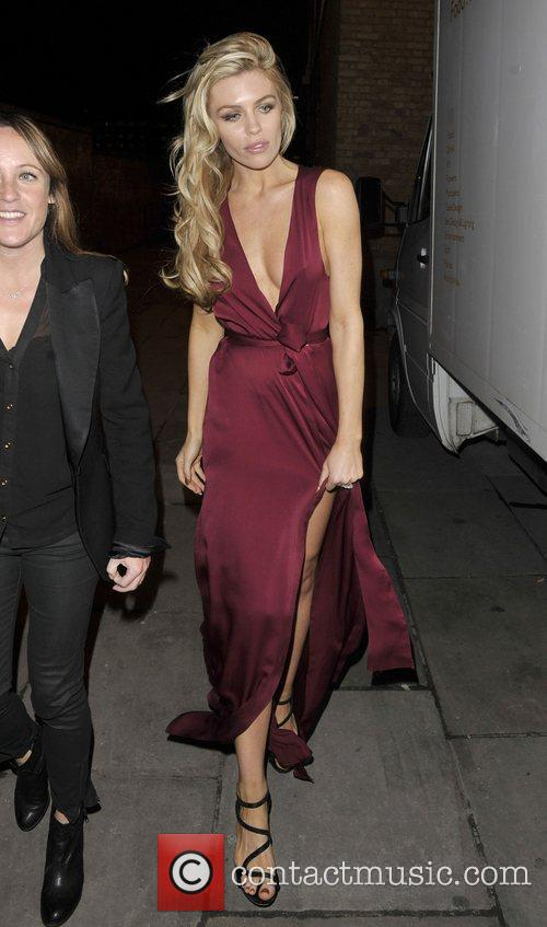 Abbey Clancy and Old Billingsgate 9