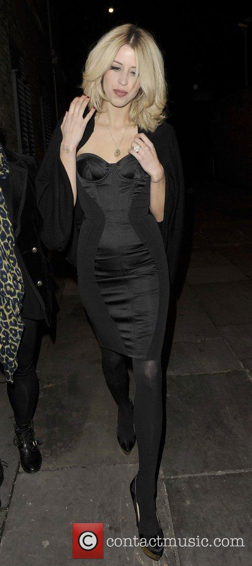 Peaches Geldof and Old Billingsgate 4