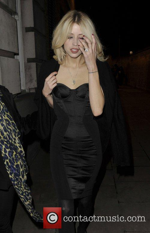 Peaches Geldof and Old Billingsgate 1
