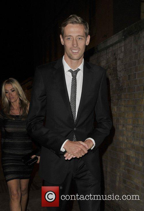 Peter Crouch and Old Billingsgate 2