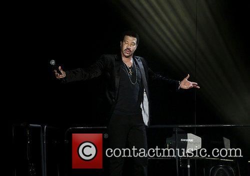 Lionel Richie and Manchester Mcr Arena 9