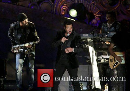 Lionel Richie and Manchester Mcr Arena 10