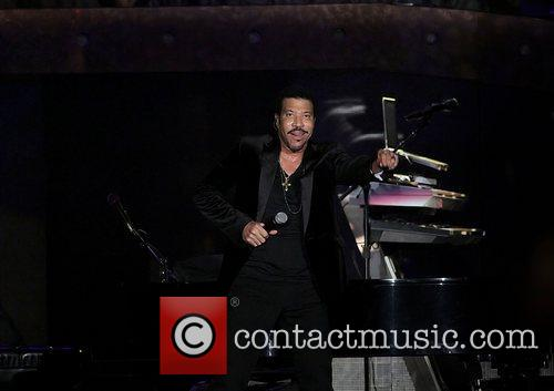 Lionel Richie and Manchester Mcr Arena 1