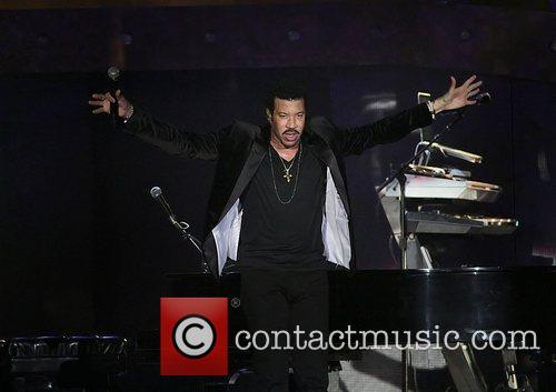 Lionel Richie and Manchester Mcr Arena 6