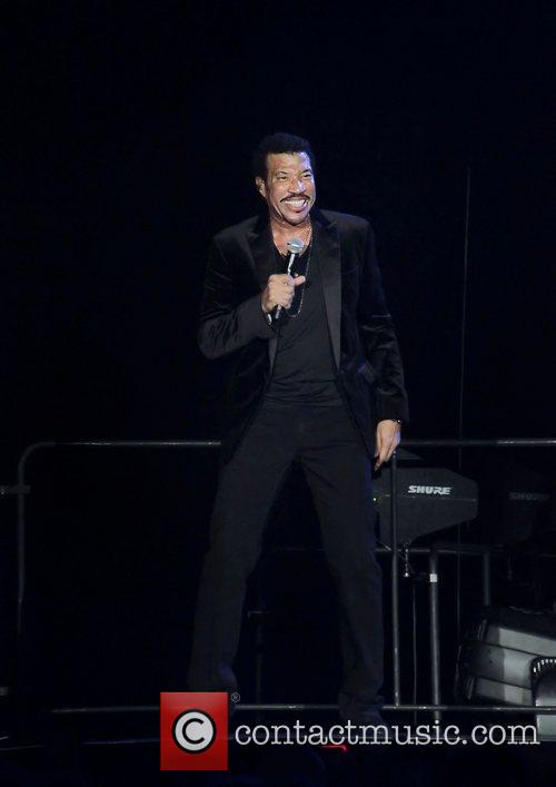 Lionel Richie and Manchester Mcr Arena 4