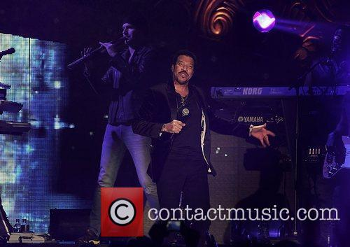 Lionel Richie and Manchester Mcr Arena 8